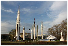 huntsville space center